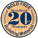 MicroShield Mold Free Building Material